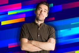 Jordi Cruz será el presentador de 'Top Gamers Academy', el 'OT' de videojuegos de Neox