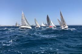 La Volta a Mallorca A3 arranca con récord de participación