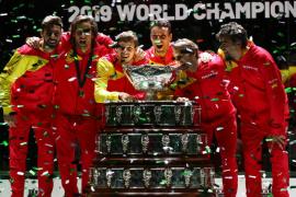 Las finales de la Copa Davis se cancelan y se reprograman para noviembre de 2021