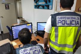 Detenido por seis asaltos con navaja cometidos en barriadas de Palma