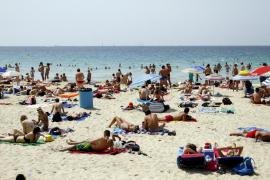 Decretada la alerta amarilla por altas temperaturas en Mallorca, Eivissa y Formentera