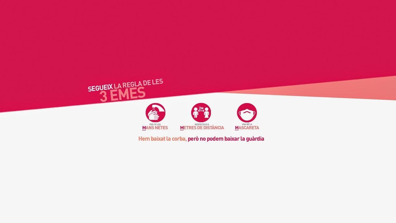 Así ha sido el homenaje institucional a las víctimas del coronavirus en Baleares