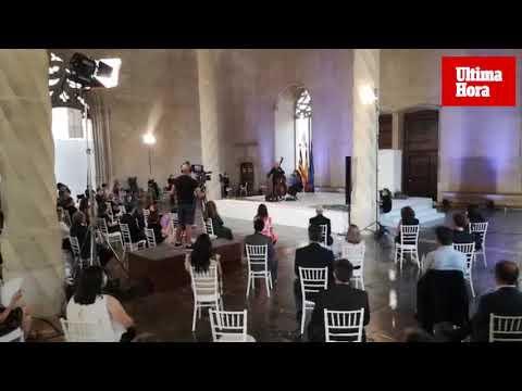 Baleares recuerda a las víctimas de la COVID-19
