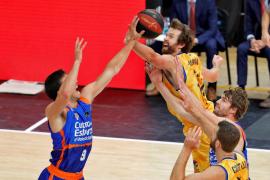 El Valencia Basket cierra unas semifinales sin el Real Madrid