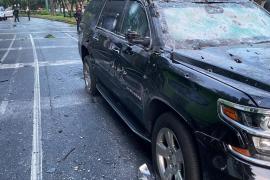 Tres muertos en el atentado contra jefe de seguridad de Ciudad de México