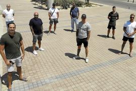 Los empresarios de s'Arenal piden la suspensión temporal del impuesto de basura