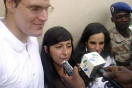 LOS COOPERANTES ESPAÑOLES LIBERADOS EN MALI VAIAJAN YA HACIA ESPAÑA