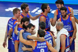 Valencia Basket se impone a Herbalife Gran Canaria en el segundo partido de la quinta jornada del Grupo B