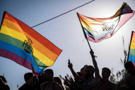 Ibiza LGTB manifiesta su total apoyo al colectivo 'TRANS' en el Día del Orgullo Gay