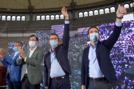 Casado confía en que la victoria de Feijóo vuelva a «catapultar» la de PP en España
