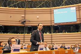 La 'bronca' entre el PP y el PSOE de Balears se traslada también a Bruselas