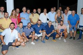 Homenaje al jefe de la Policía Local de Andratx por su jubilación