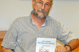 Palma Cultura Historiador Ángel Aparicio Fotos: LLUC GUASP
