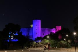 El Castell de Bellver celebra el Día del Orgullo