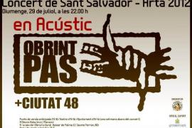 Concierto de San Salvador :Obrint Pas + Ciutat 48