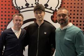 El coreano Ki deja el Mallorca