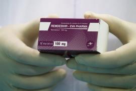Los tratamientos contra la COVID-19 con Remdesivir costarán 2.082 euros o más