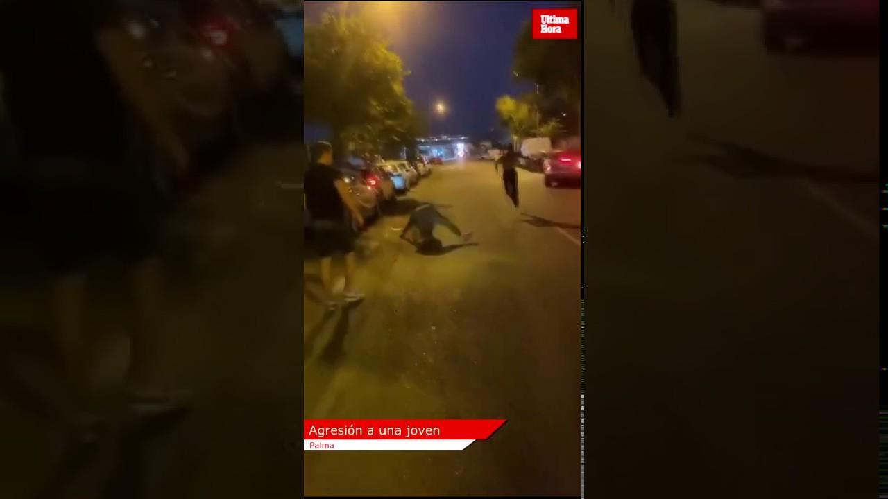 La policía investiga la agresión a una chica en el botellón de Son Rossinyol