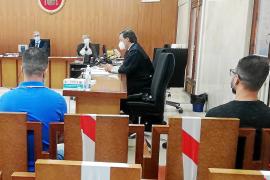 Nueve años de prisión por traer a Palma cuatro kilos de coca escondida en el coche