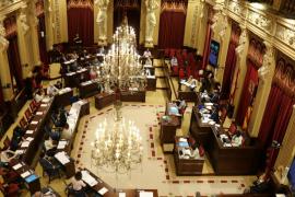 El Parlament estrena la nueva normalidad