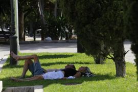 Alerta amarilla en Mallorca por calor