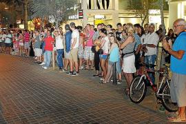 La Policía Local detiene a doce trileros en Platja de Palma