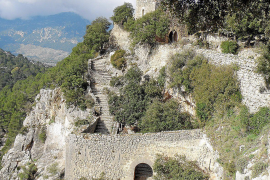 El Govern da marcha atrás y retira la ayuda para comprar el Castell de Alaró