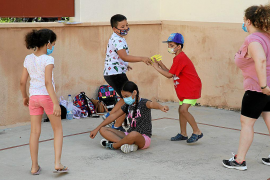 Actividades inclusivas en Verge de Lluc