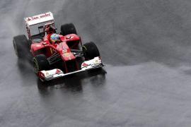 Alonso consigue la 'pole' en Hockenheim