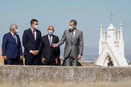 España y Portugal abren sus fronteras tras tres meses y medio cerradas