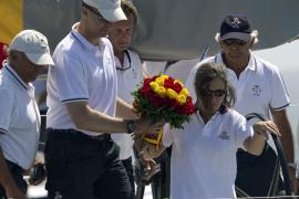 Homenaje y adiós a la Copa