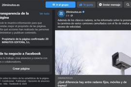 Facebook prueba el modo oscuro en su aplicación móvil