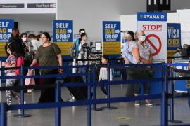 Casi la mitad de los europeos contempla viajar fuera de sus fronteras este verano