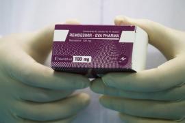 EEUU compra el 90 % de la producción de Remdesivir, el primer fármaco para tratar la COVID-19