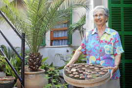 Antònia Gomila Puigserver: «Con los tractores vimos desaparecer todos los árboles»