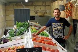 Pedro Osuna de Ses Terres: «Hay que apostar por el producto ecológico y el comercio local»