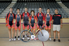 España apura su preparación olímpica en el Palma Arena