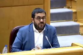 MÉS pide en el Senado que se permita el uso del catalán en todos los debates del Senado