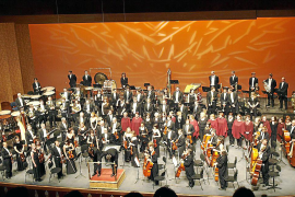 La Orquestra Simfònica se despide de Bellver con un concierto benéfico