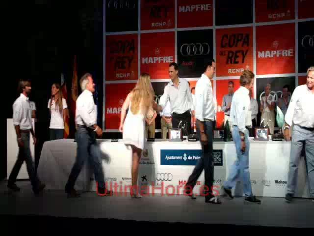 Ses Voltes acoge la fiesta final de la Copa del Rey de Vela