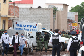 Asesinan a 26 personas en un centro de rehabilitación del centro de México