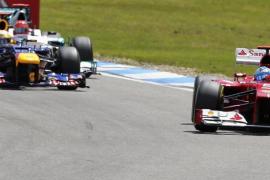 Alonso, más líder tras ganar en Hockenheim