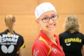 Fallece Ángela Ortiz, promesa del tenis de mesa en España, a los 17 años de un cáncer cerebral