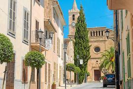 Sant Llorenç restringe el tráfico de coches en el centro y prioriza una movilidad sostenible
