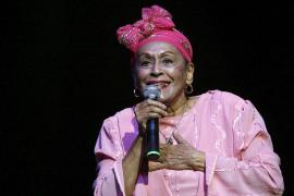 Cancelado el concierto de Omara Portuondo en Palma por no poder viajar