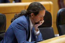 Iglesias intenta convencer a Sánchez del impuesto a las grandes fortunas