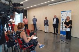 Los alumnos de la PBAU en Baleares no tendrán que ir con mascarillas en el aula si se cumple la distancia mínima