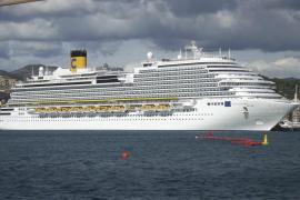 Costa Cruceros extiende la suspensión de sus trayectos