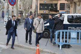 Penalva y Subirán graban a testigos del 'caso Cursach' y aportan los audios al TSJB