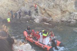 En estado crítico un joven que se precipitó desde una altura de diez metros en Ibiza